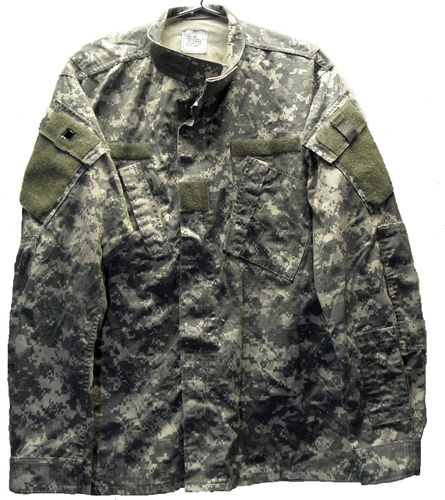 US ACU Feldjacke, flammhemmend, AT-Digital, ungetragen/neu