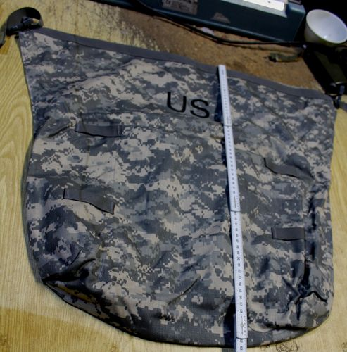 US ARMY JSLIST Bag, Rucksack / Kompressionssack, AT-digital